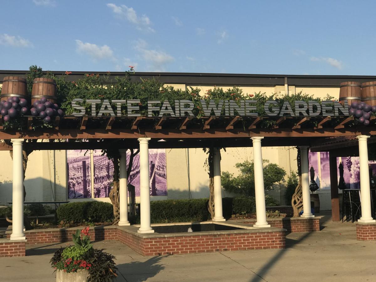 Fair wine garden