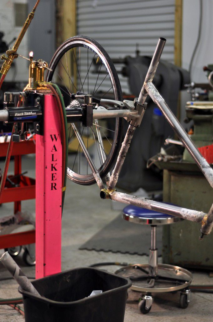 Don Walker and NAHBS