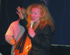 Web exclusive: Jackie Allen at the Jazz Kitchen