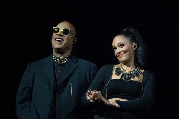 Slideshow: Stevie Wonder at Bankers Life Fieldhouse