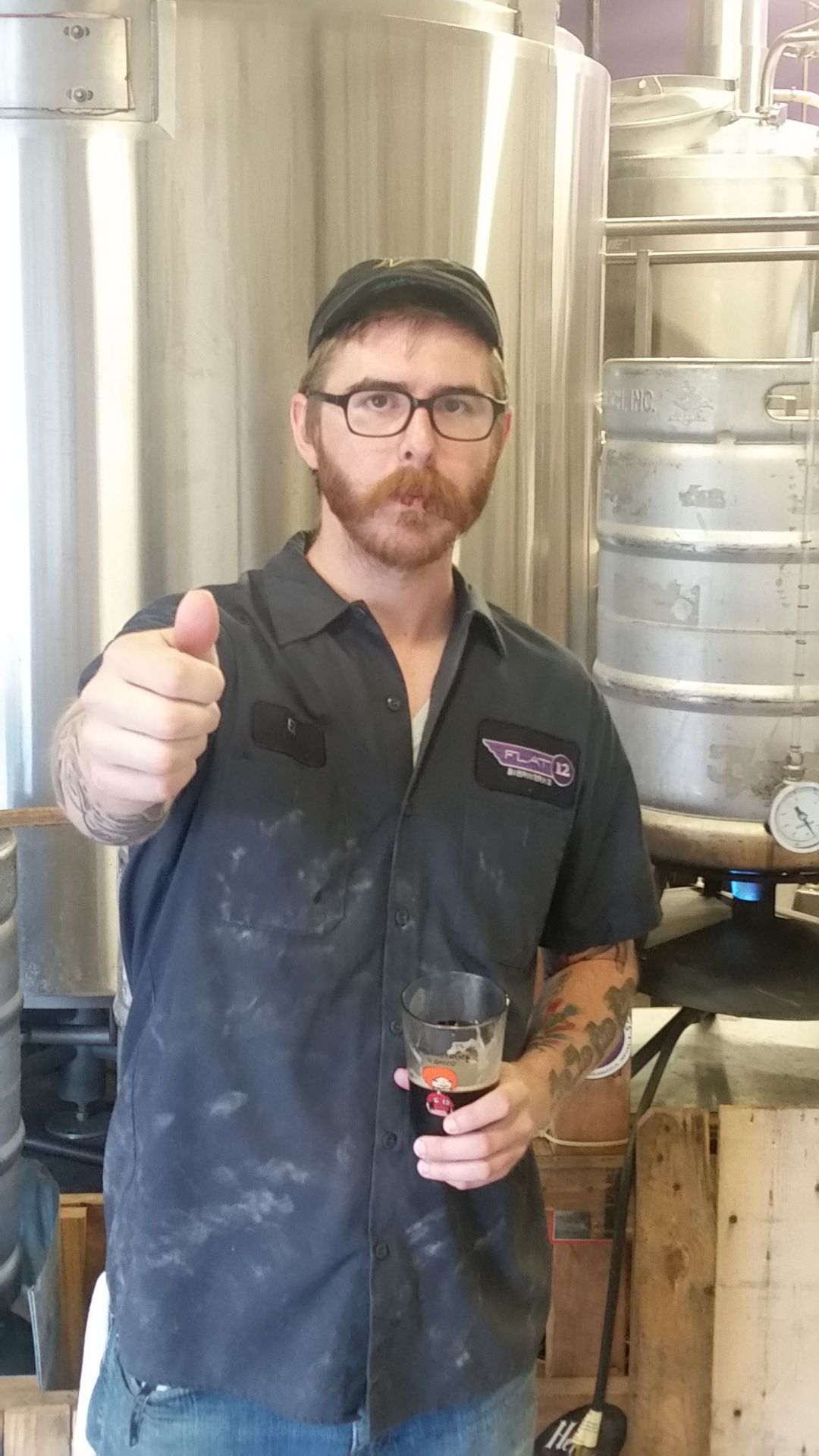 Ask a Brewer with Flat12's Erik Fox