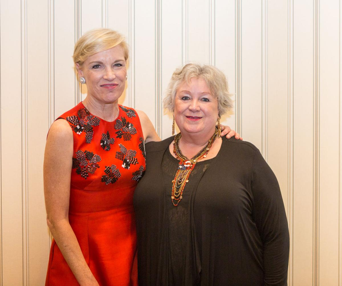 PPINK President and CEO Betty Cockrum with Planned Parenthood President Cecile Richards