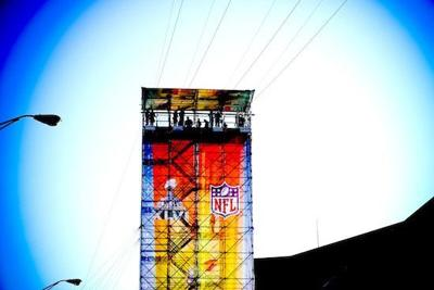 Slideshow: Super Bowl Village 1/29
