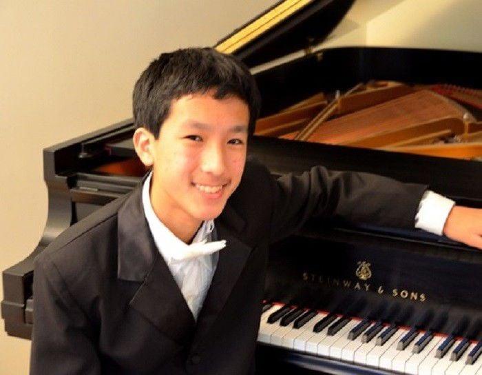 Review: Eric Lu piano recital