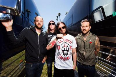 The Used take action against teen suicide