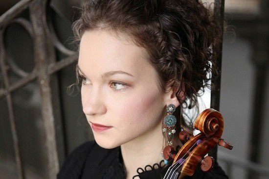 Hilary Hahn returns - the greatest?