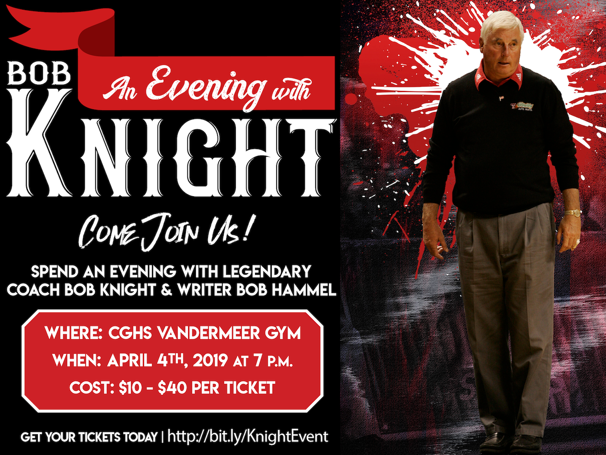 An Evening with Bob Knight