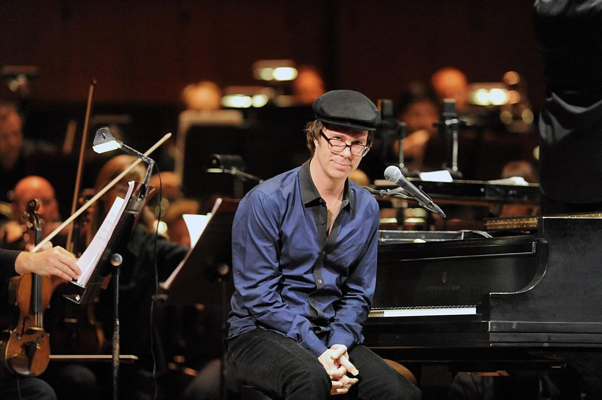 Review: Ben Folds with the ISO