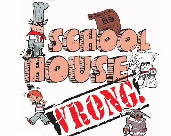 Review: School House Wrong! at TOTS