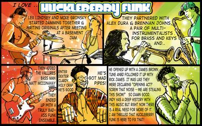 Huckleberry Funk