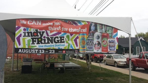 IndyFringe: From a first timer's eyes