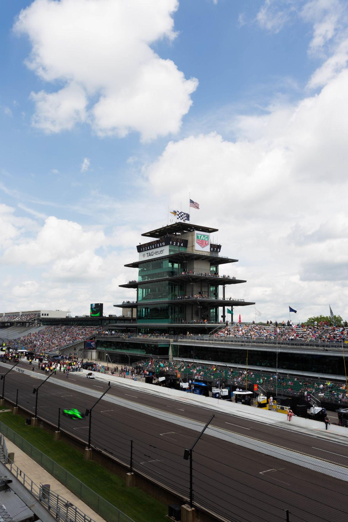 Indy 500 Qualifications | Multimedia | nuvo net