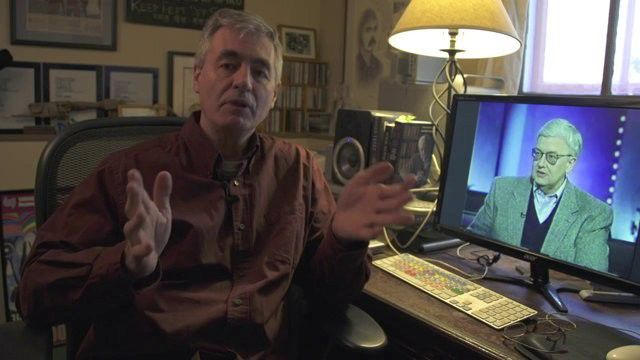 "Indy Film Talk: Steve James documents ""life itself"""