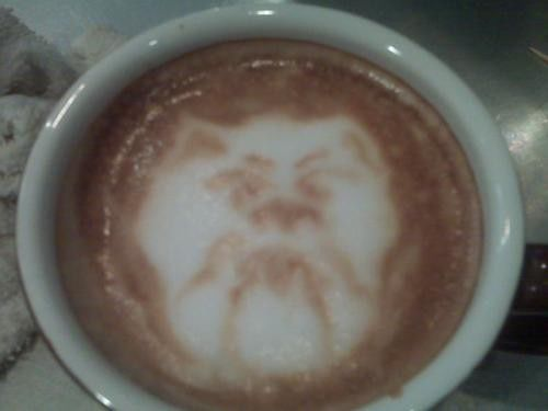 """Get your latte Butler """"Bulldog style"""" from Hubbard and Cravens"""