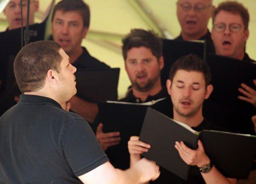 "Indianapolis Men's Chorus: ""It gets better."""