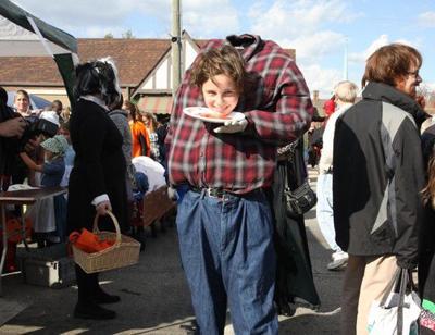 Slideshow: Irvington Halloween Festival