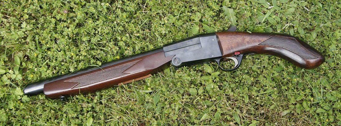 Bill would eliminate ban of sawed-off shotguns