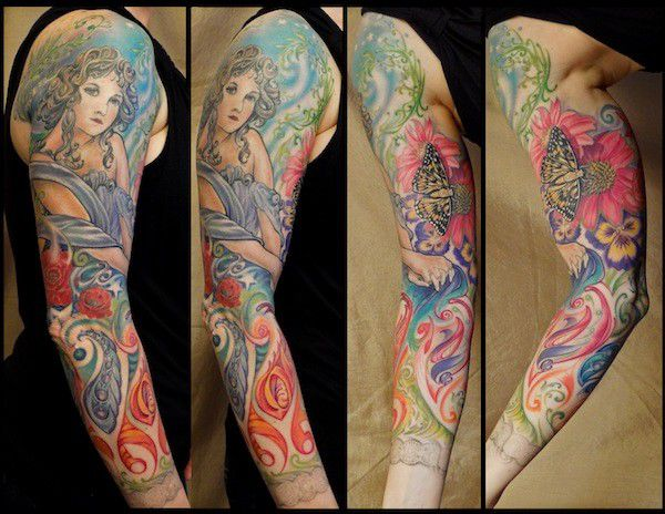 Sweet Ink: Conan Lea and Voluta Tattoo