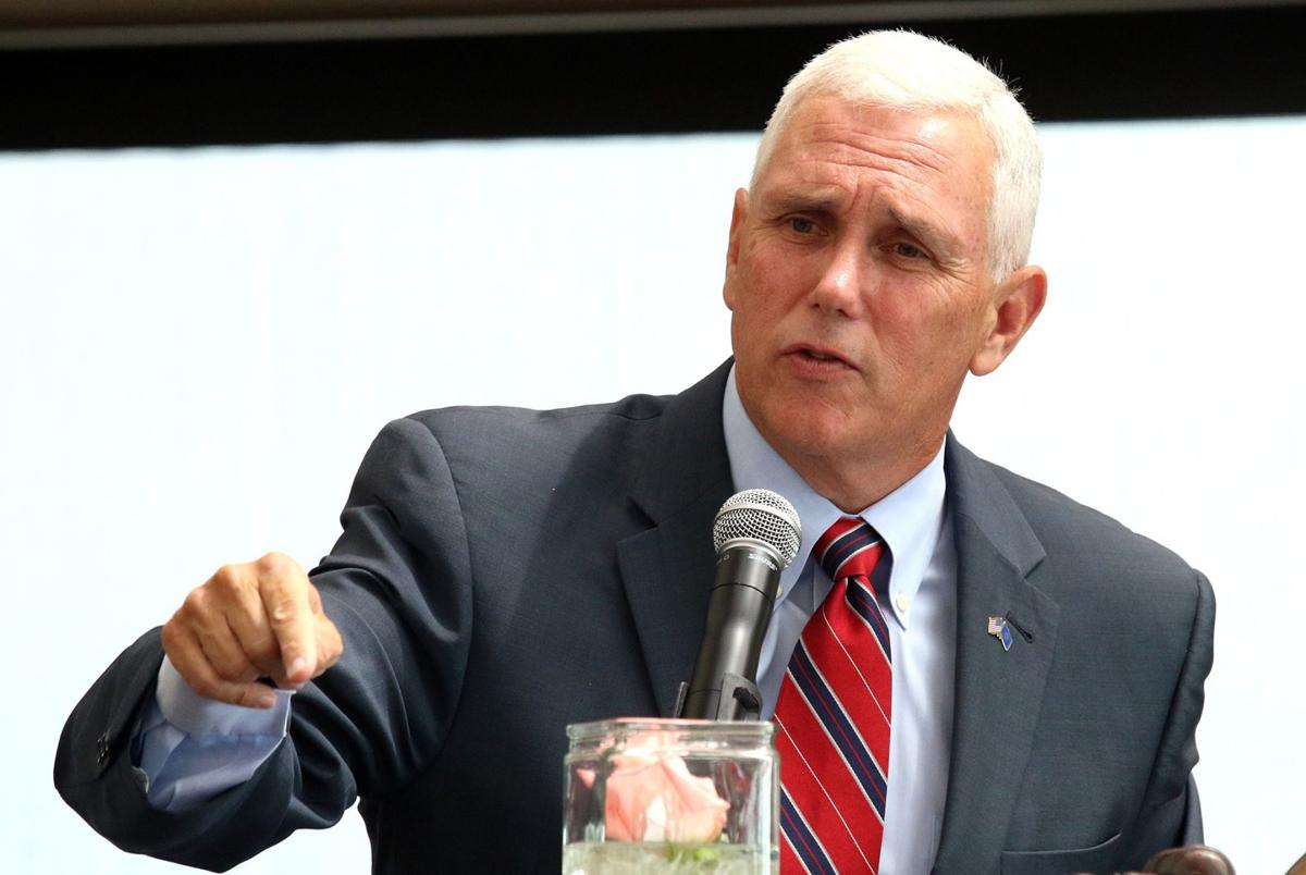 Pence orders appeal of court decision on Syrian refugee resettlement