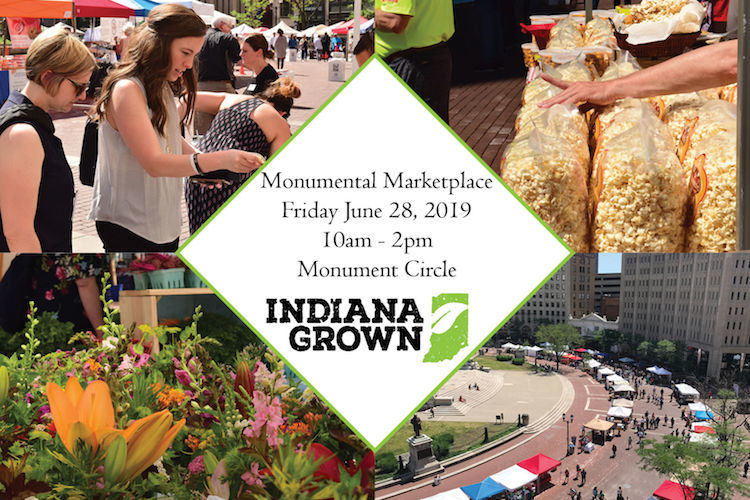 Indiana Grown's Monumental Marketplace