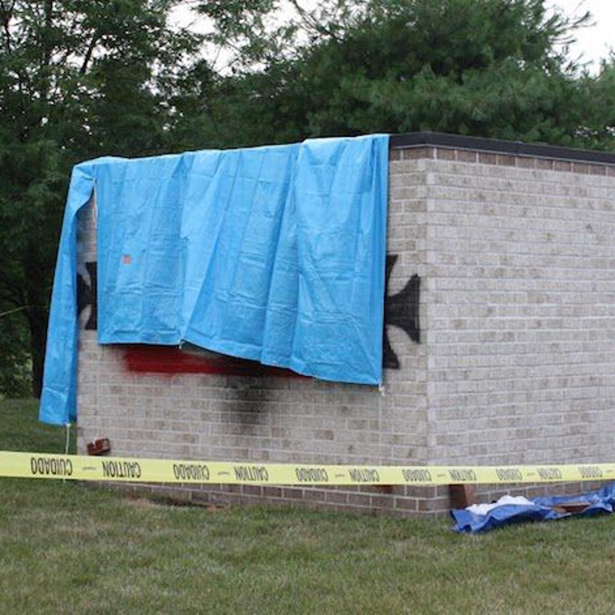 Arrests Made in Synagogue Vandalism Case | News | nuvo net
