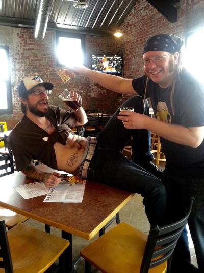 Ask a brewer... with Triton's Dain Driscoll and Mike Hess