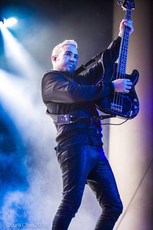 Slideshow: Fall Out Boy and Wiz Khalifa at Klipsch