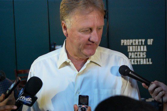 Pacers talk expectations, excrement