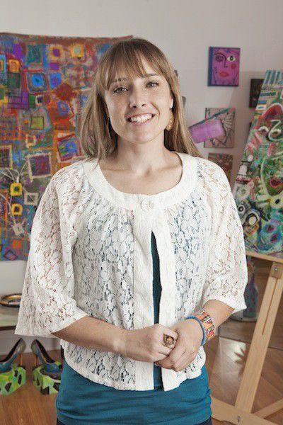 Artist profile: Kate Wagner