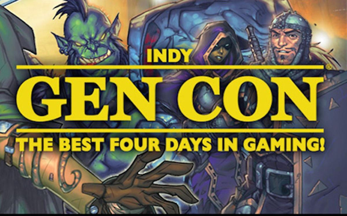 Joe takes on Gen Con: Day One