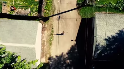 Local music vids, via drone and GoPro
