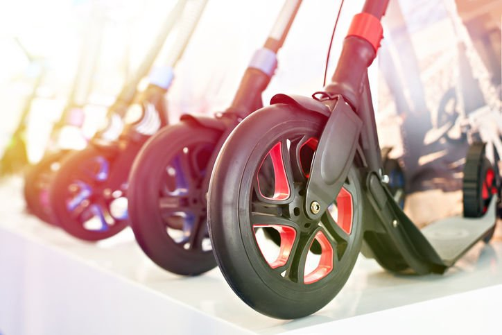 Scooter Stock art