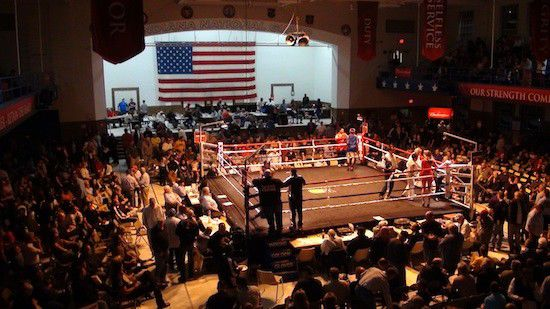 Lightning Talks: Doonie Hill at Golden Gloves