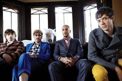 OK Go at Earth House, April 21