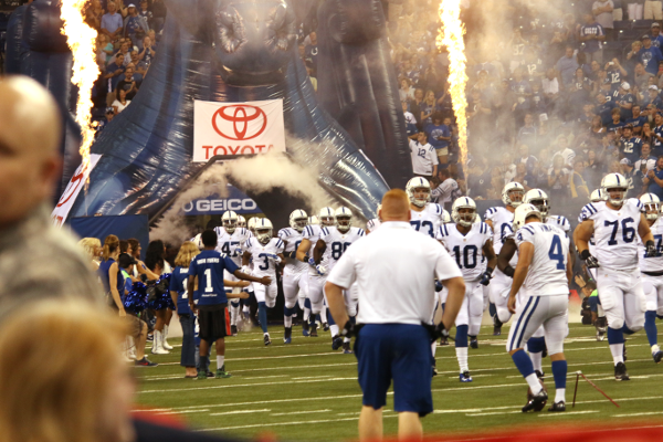 10 rules for Indianapolis Colts leaving minicamp for seven weeks of self-regulated work/vacation
