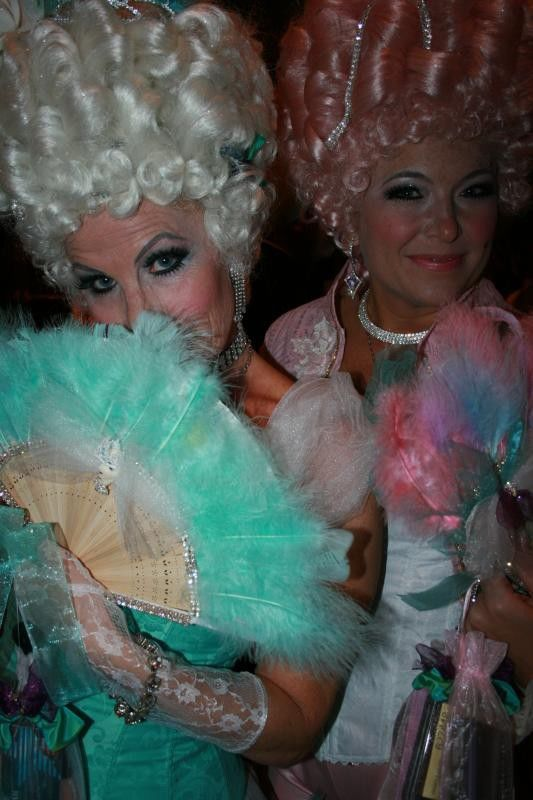 The 2009 Grand Masquerade Ball