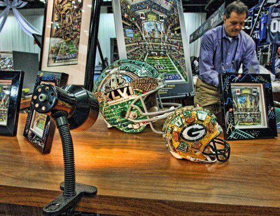 Slideshow: NFL Experience & Super Bowl Village, pt. 4