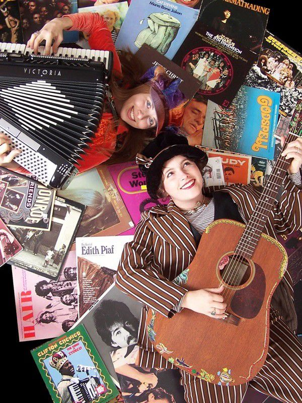 Consider the bliss part nailed: Troubadours at Grove Haus this weekend