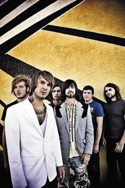 Chiodos, MxPx, From First to Last, The Color Fred