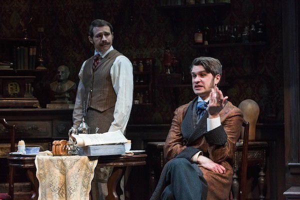Review: Hound of the Baskervilles at Indiana Repertory Theatre