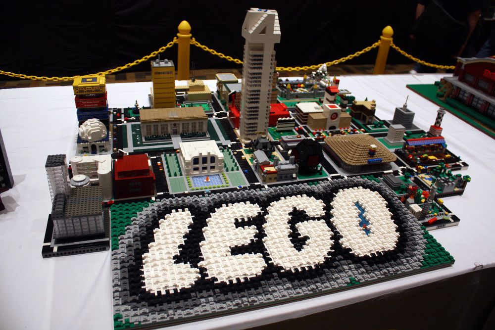 LEGO Exposition
