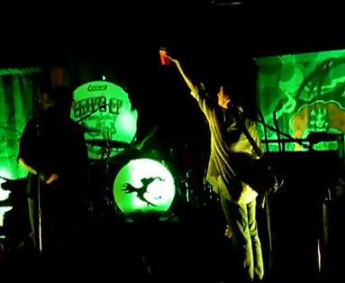 Video: Drive-By Truckers lose power