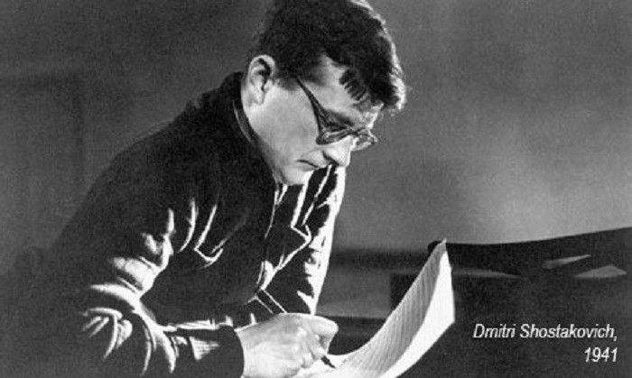 ISO closes Russian Mid-Winter Festival with Shostakovich 7th