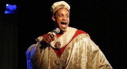 Joshua Nelson: The prince of Kosher gospel