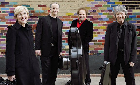 Ensemble Music: Takacs Quartet plays Bartok