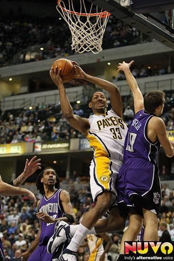 Indiana Pacers vs. Sacramento Kings