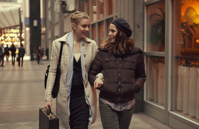 Review: Mistress America