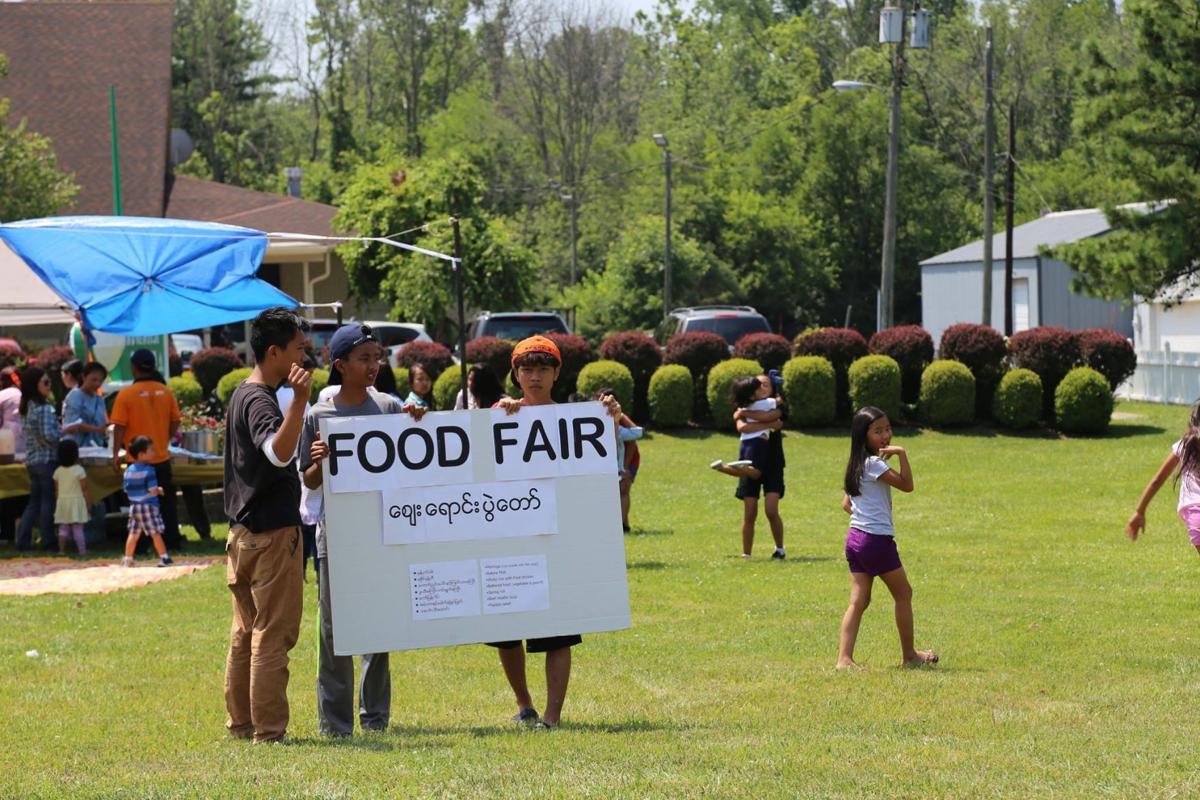 burmese food fair