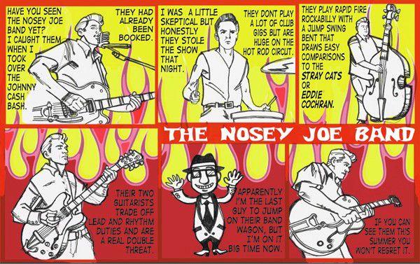 Barfly: The Nosey Joe Band