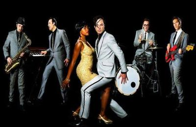 Super Indy: Fitz and The Tantrums